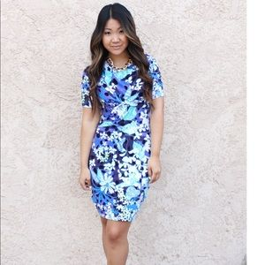 Peter Pilotto for Target Floral crossover dress